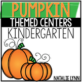Pumpkin Centers for Kindergarten - 50% off for the first 48 hours!