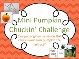 Pumpkin Chuckin' STEM Engineering Challenge