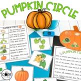 Pumpkin Circle: Informational Interactive Read Aloud Lesso