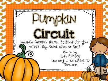 Pumpkin Circuit: Pumpkin Exploration Stations