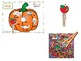 Pumpkin Clip and Match Aa Thru Zz