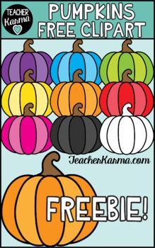 Pumpkin Clipart FREE