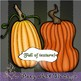 Pumpkin Clipart {Paez Art Design}