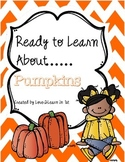 Pumpkin Close Reading