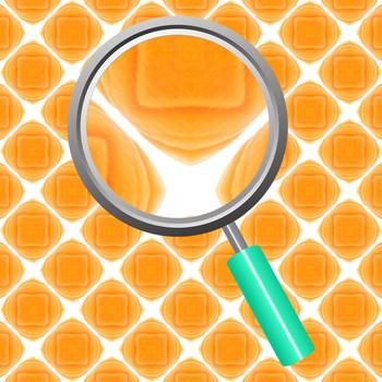Pumpkin Colored Digital Paper / Patterns / Backgrounds Clip Art Set