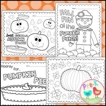 Pumpkin Coloring Pages