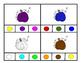Pumpkin Colors Clip Cards