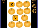 Pumpkin Count 'Em--FlipChart Counting Game for Kindergarten Common Core Math