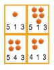 Pumpkin Count and Clip Activity