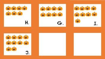 Pumpkin Count the Room