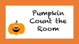 Pumpkin Count the Room