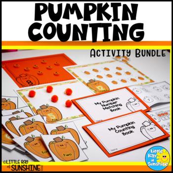 Pumpkin Counting 1-20