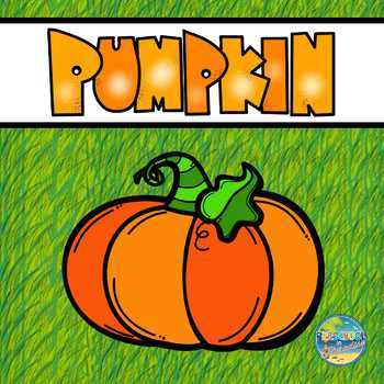 Pumpkin Counting 10 Frames (0-20)