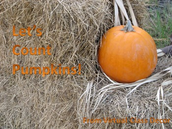 eBooks - Pumpkin Counting Books