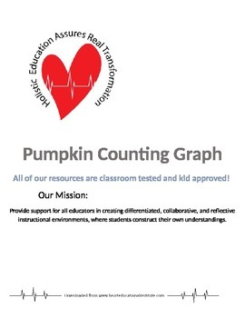 Pumpkin Counting Graph