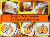 Pumpkin Craft: Design a Jack-O-Lantern Shape Craft