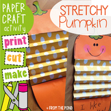 Pumpkin Craft - Fold and Create