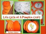 Pumpkin Craft: {Life Cycle of a Pumpkin Craftivity}