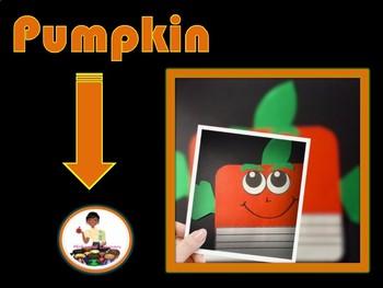 Pumpkin Craft and Writing