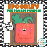 Fall Square Pumpkin Craft: Book Companion