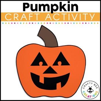 Pumpkin Cut and Paste