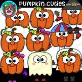 Pumpkin Cuties Clipart {Scrappin Doodles Clipart}