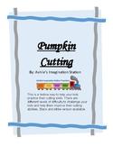 Pumpkin Cutting