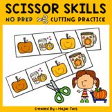 Pumpkin Cutting Practice