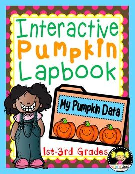 Pumpkin Data Lapbook