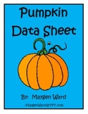 Pumpkin Data Sheet