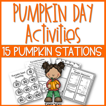 Pumpkin Day Activities