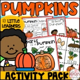 Pumpkin Day Activities (Pumpkin Life Cycle)