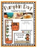Pumpkin Day Activity Bundle