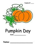 Pumpkin Day Activity Pack