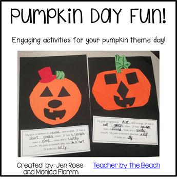 Pumpkin Day Fun!