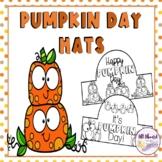Pumpkin Day Hats