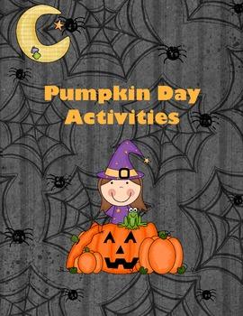 Pumpkin Day Packet