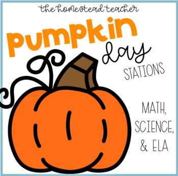 Pumpkin Day Stations