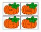 Pumpkin Decimals! - Place Value Matching Game