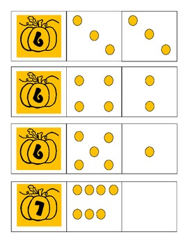 Pumpkin Decomposing Numbers