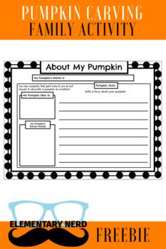 Pumpkin Decorating Family Fun Activity