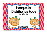 Pumpkin Diphthong Race