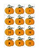 FREEBIE! Pumpkin Division File Folder Game (Divide by 3's)