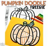 Pumpkin Doodle Freebie