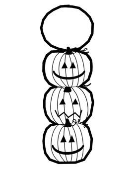 Pumpkin Doorknob Hangers
