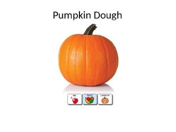 Pumpkin Dough