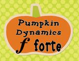 Pumpkin Dynamics for Halloween