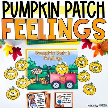 Pumpkin Emojis FEELINGS Scenarios Game!