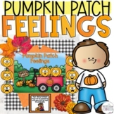 Fall Feelings & Emotions Counseling SEL Game Printable Dig