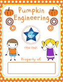 Pumpkin Engineering- STEM Activity!